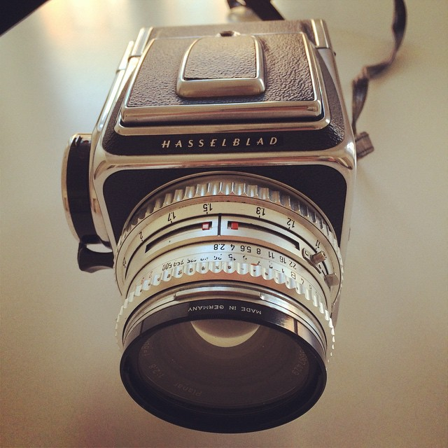 You never forget your first love #hasselblad #500cm @hasselblad