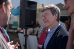 Jeffrey Sachs at Folkemødet in Denmark