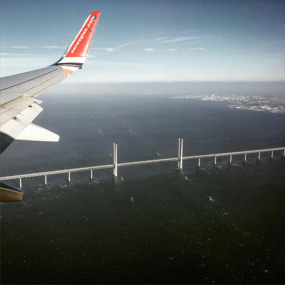 Home #øresundsbroen
