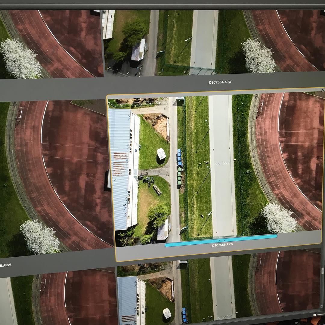 Back Home in Copenhagen going over frame by frame