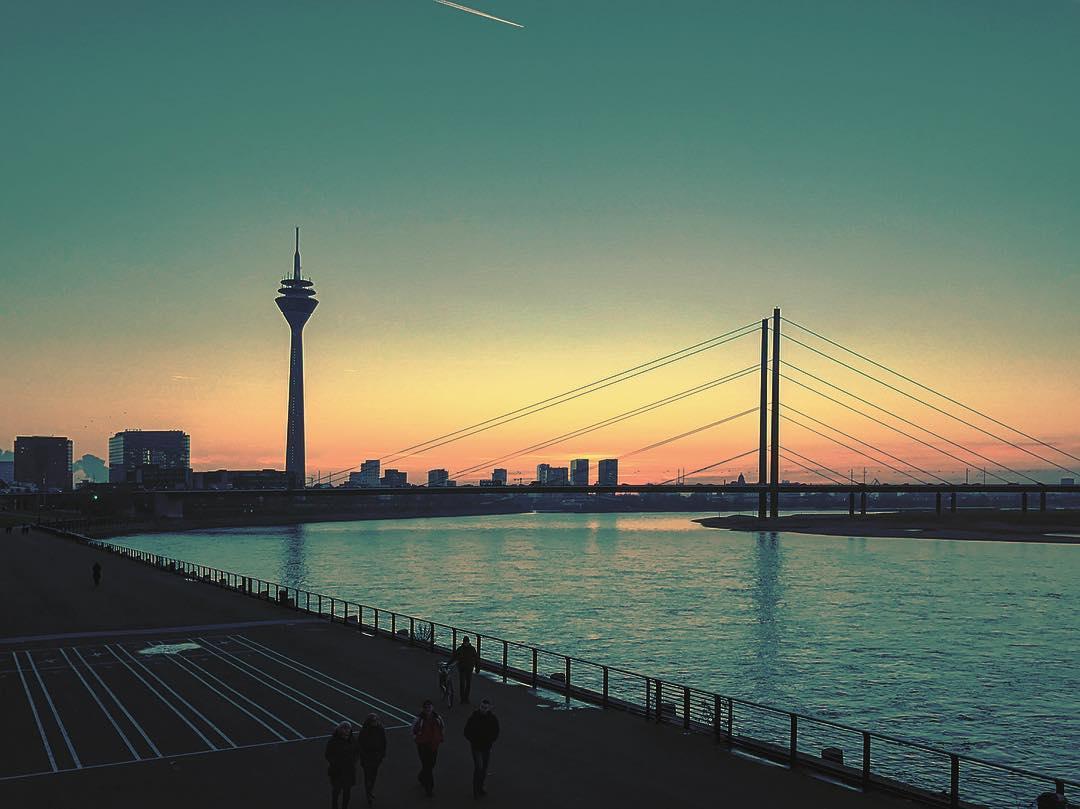Goodbye Düsseldorf