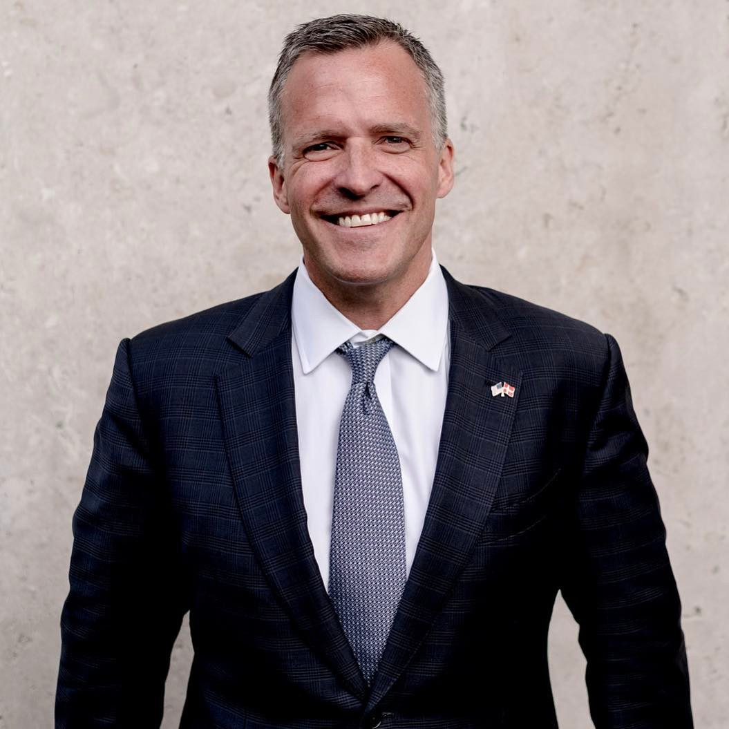 Over the last 4 years I've photographed the American ambassador @rufusgifford Many times - here for the cover of @murmur.dk. He is a truly encredible person, and I hope he goes back to USA and does great things there. Thank you for your 4 years in Denmark and good luck!@usembdenmark