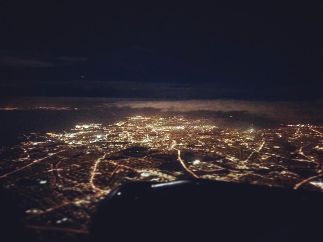 Late Night transfer. Bye bye cold Copenhagen